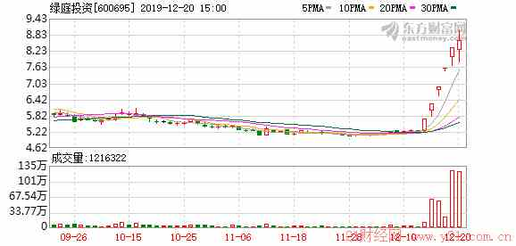 实达集团股吧:绿庭B股绿庭投资股票交易异常波动公告
